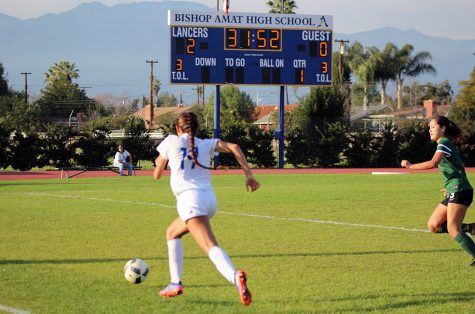 Girls' Soccer playoff preview