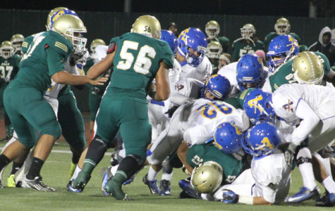 Lancers fall to the Jackrabbits