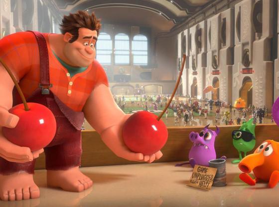 'Wreck It Ralph' wins hearts