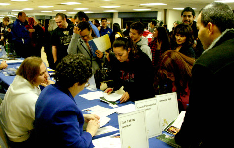 Prospective students attend last Open House of the year