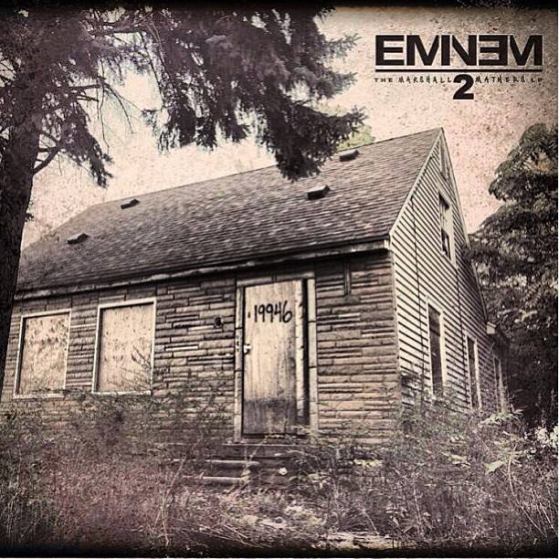 Marshall Mathers 2 doesnt live up to hype