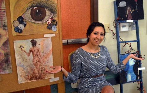 AP Studio Art seniors showcase their work