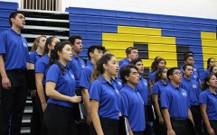 Chamber singers do more than just show up and sing