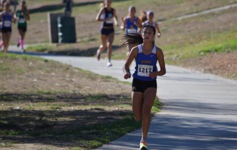 Three girls finish in top 10 at Santa Clarita Invitational