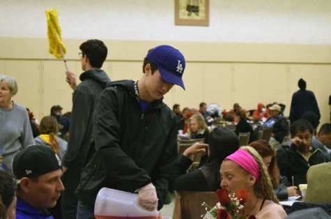 Students participate in annual club rush (Slideshow)