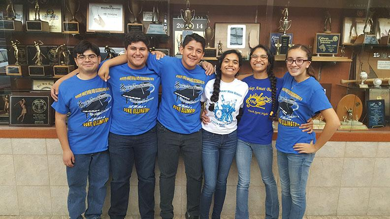 Lancer Band brings new talent to California honors bands