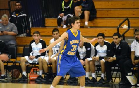 Boy's Basketball Defeat Salesian 53-38