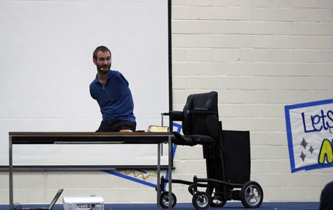 Life Without Limbs, Nick Vujicic Comes to Amat