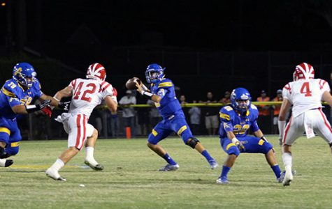 Lancers inexperience shows in home opener
