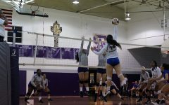 Volleyball sweeps St. Genevieve for first league victory