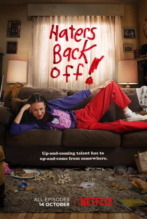 TV Show Review: 'Haters Back Off'