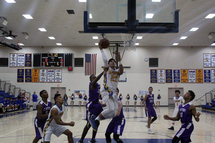 Boys' Basketball playoff preview