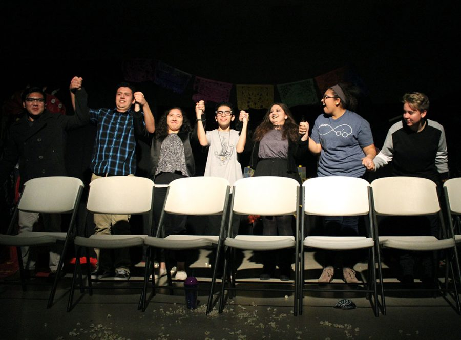 Drama Club Performs Its Annual Evening of Theater