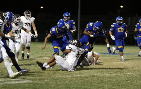 O-line dominates in Amat victory