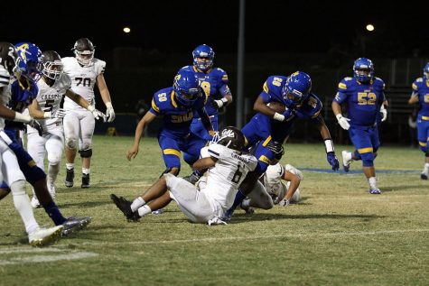 Vista Murrieta ends Amats football season
