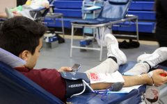 Students save lives at annual blood drive