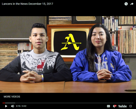 Lancers in the News February 9, 2018