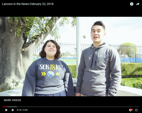 Lancers in the News February 23, 2018