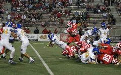 Lancer's Football loses Season-Opener Against Mater Dei
