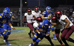 Lancers escape with a win against Paramount