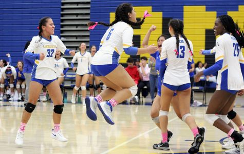 Lady Lancers volleyball move on to second round of CIF Playoffs