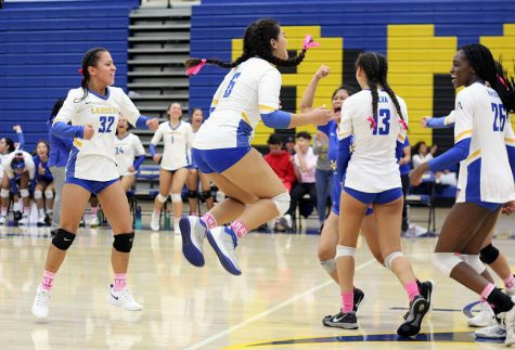 Lancers Rout Rancho on the Road