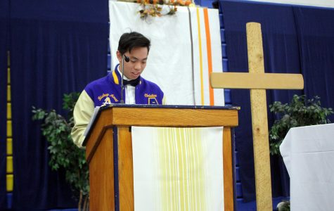 Thanksgiving Mass (Photos)