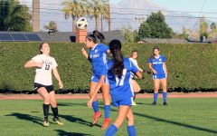 Lady Lancers battle to a 1-1 draw versus Aliso Niguel
