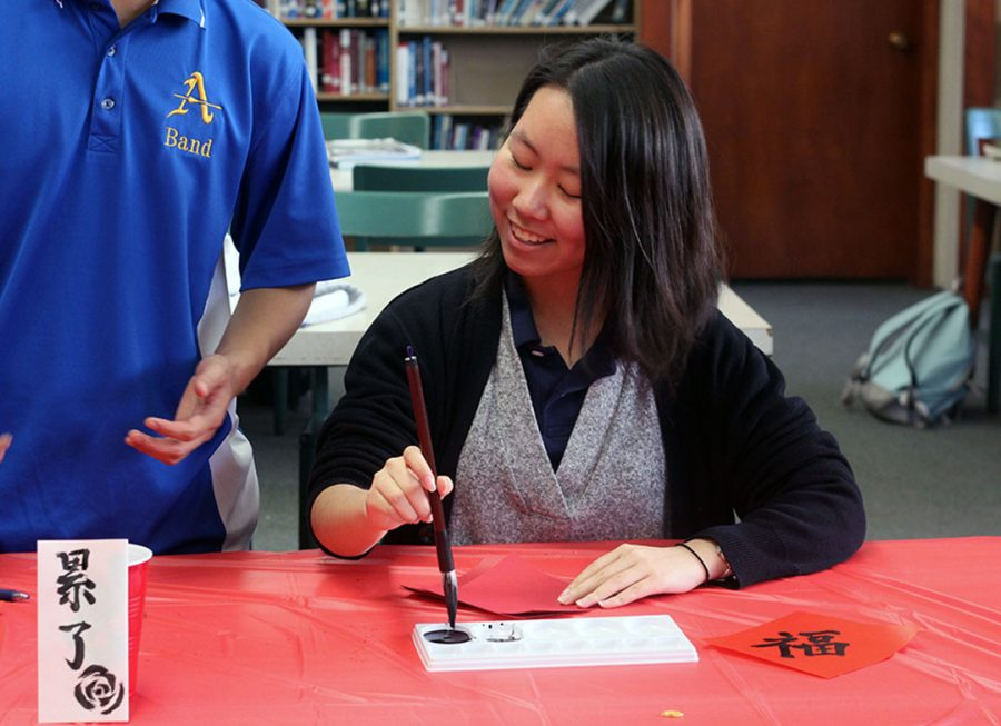 Lunar New Year provides a bit of home for some students