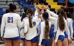 Lady Lancers defeat St. Monica in straight sets