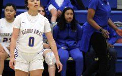 Lady Lancers basketball make playoffs despite senior night loss