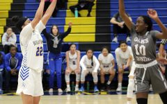 Lady Lancers' basketball advances to semis with thrilling win