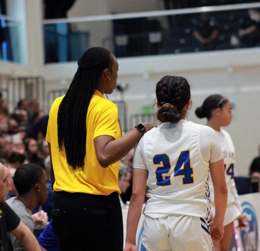 A look back at the incredible playoff run by the Lady Lancers lead by Coach Buckley, the first female coach to win a CIF title at Bishop Amat.