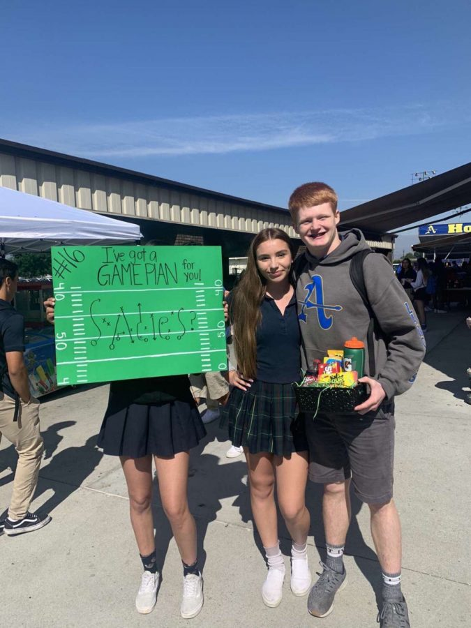 Sofia Angulo successfully asked Tobin O